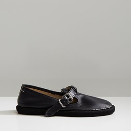 MM6 - Leather Mary Janes