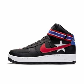 Riccardo Tisci, NIKE - RICCARDO TISCI x NIKE AIR FORCE 1 HIGH Black/Red/Blue