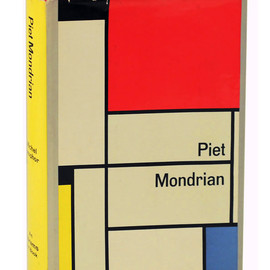 Michel Seuphor - Piet Mondrian: Life and Work - 1st UK Edition 1956