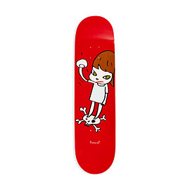 奈良美智 - Solid Fist Skateboard