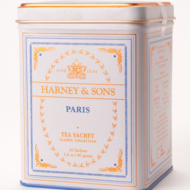 Harney & Sons, Hot Cinnamon Sunset, 20 Tea Sachets, 1.4 oz (40 g) - iHerb.com