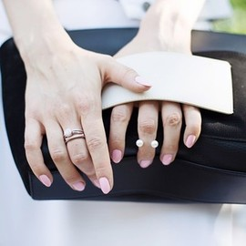 cool ring and bag
