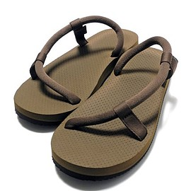 MONT-BELL - SOCK-ON SANDAL KHAKI