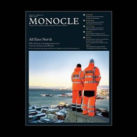 MONOCLE - Volume 1 Issue 02