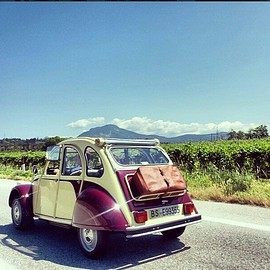Citroën - 2CV Country