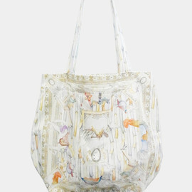 SWASH - Tali Tall (Carousel Champagne) TOTE BAG
