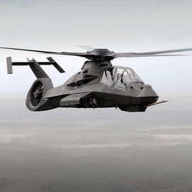 Sikorsky Aircraft Corporation, Boeing Helicopters - RAH-66  (America's First Stealth Helicopter)