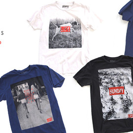 Altru Apparel, LIFE Magazine - Photo Tees (from LIFE Magazine's Library)