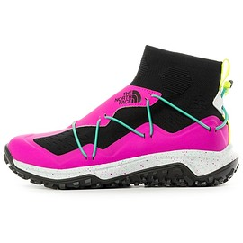 THE NORTH FACE - The North Face M Sihl Mid Pop III pink glo / tnf black (T94CFCKL1)