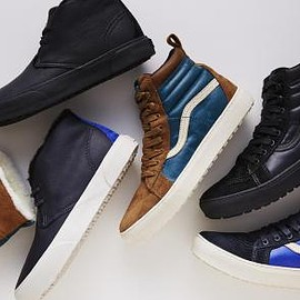VANS VAULT - THE NORTH FACE × VAULT BY VANS COLLECTION