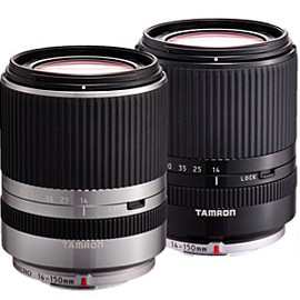 TAMRON - 14-150mm f/3.5-5.8 Di III Lens for Micro Four Third(Model C001)
