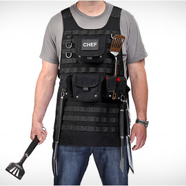 TACTICAL - BBQ APRON