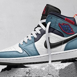 "NIKE - Air Jordan 1 Mid ""Fearless"""