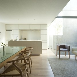 YJP Architecture and Toyoda and Associates - Mita Residence
