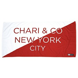 CHARI&CO - CHARI&CO NYC BEACH TOWEL
