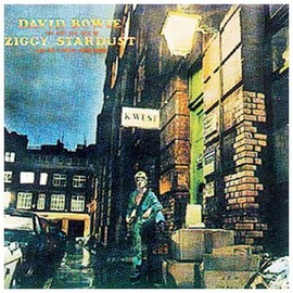 David Bowie - The Rise And Fall Of Ziggy Stardust (EMI) [ENHANCED CD]