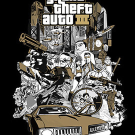 ROOKSTAR GAMES - Grand Theft Auto III: 10th Anniversary Edition