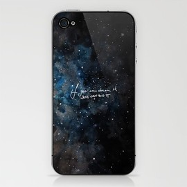 Betul Donmez - You can do it iPhone & iPod Skin