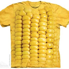 THE MOUNTAIN - CORN ON THE COB T-SHIRT