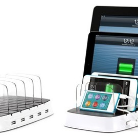 Griffin Technology - iPad Charging Station | Multiple iPad Charger
