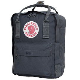 FJALLRAVEN - Graphite Kanken Mini