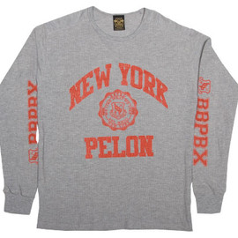 BBP - BBP VARSITY LONG SLEEVE THERMAL TEE
