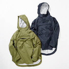 snow peak × URBAN RESEARCH DOORS - 別注 Rain Poncho