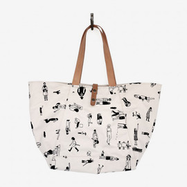 Makr Carry Goods - Geoff McFetridge x Pottok x Makr Farm Tote