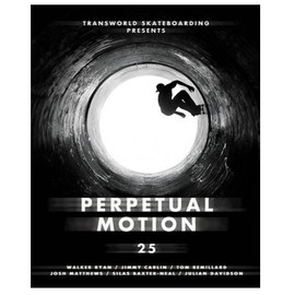 "TRANSWORLD SKATEBOARDING - ""PERPETUAL MOTION"" DVD"