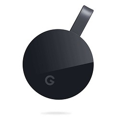 Google - Chromecast Ultra