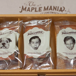 The Maple Mania - Financier