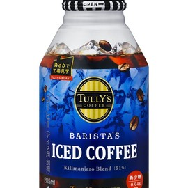 伊藤園 - TULLY'S COFFEE BARISTA'S ICED COFFEE