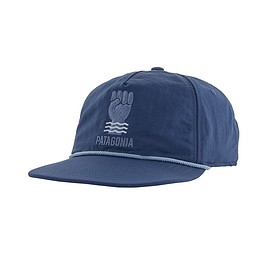 patagonia - Waterfarer Cap, Keep The Stoke Stoked: Stone Blue (KSST)
