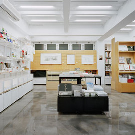 Shemata Architecture Office, NADiff a.p.a.r.t, Shibuya, Tokyo - NADiff a.p.a.r.t, Shibuya, Tokyo