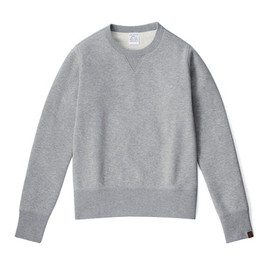 LOOPWHEELER - LW Light Crew-neck Pullover for Women