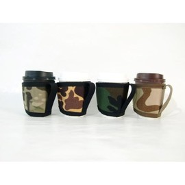 RESISTANT - RESISTANT CUP SLEEVE カップ・スリーブ カモ