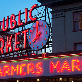 Seatle - Pike Place Market