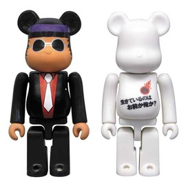 BE@RBRICK - SOULRED/探偵物語2pcセット