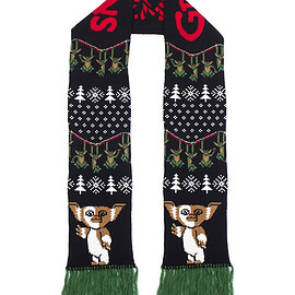 Mondo, Middle of Beyond - Gremlins Scarf