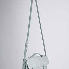 urban outfitters - BDG Mini Suede Messenger Bag