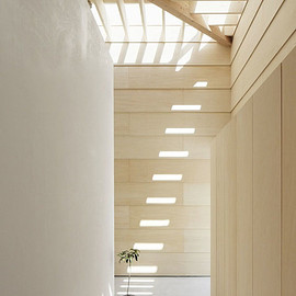 mA-style architects - Light Walls House, Aichi JPN