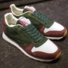 "Reebok - Reebok CL LEATHER CTM ""HAL"" CL LEATHER 30th ANNIVERSARY 「CERTIFIED NETWORK」"