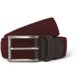 Anderson'sElasticated Woven Belt