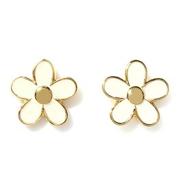 MARC BY MARC JACOBS - DAISY STUDS (Cream)