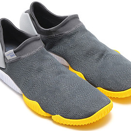 NIKE - Aqua Sock 360 - Dark Grey/White/Tour Yellow/Wolf Grey
