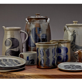 House Industries - HOUSE SALT GLAZED STONEWARE COLLECTION