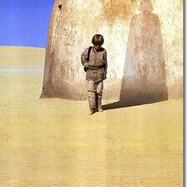 STAR WARS - EPISODE 1 Poster