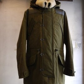 Rocky Mountain Featherbed - Military Parka / OLIVE