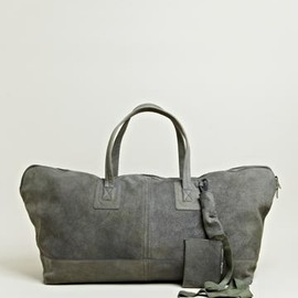 Rick Owens - Leather Traveller Bag