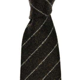 The Walter Plaid Wool Tie